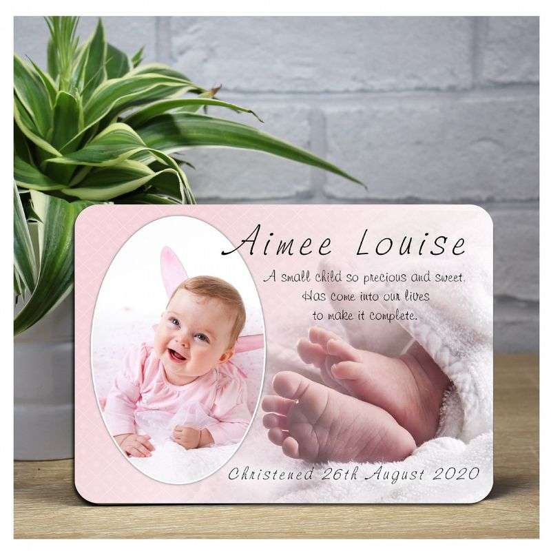 Baby / Christening Photo Panels